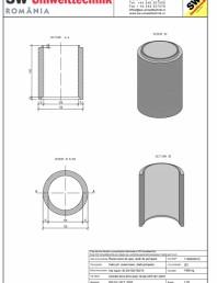 Inel bazin IB DN100/150/15