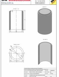 Inel bazin IB DN120/200/15