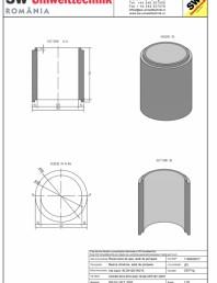Inel bazin IB DN120/150/15