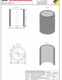 Inel bazin IB DN150/200/15
