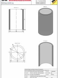 Inel bazin IB DN150/250/15