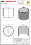Inel bazin IB DN250/200/15 SW UMWELTTECHNIK -