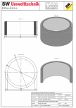 Inel bazin IB DN300/150/25 SW UMWELTTECHNIK -