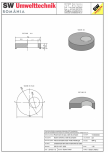 Placa carosabila bazin PCB D150/25 SW UMWELTTECHNIK - PCB-PNB