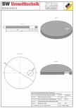 Placa carosabila bazin PCB D350/25 SW UMWELTTECHNIK - PCB-PNB