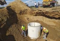 Bazine si rezervoare din beton armat
