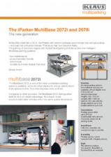 Sisteme de parcare hidraulice KLAUS