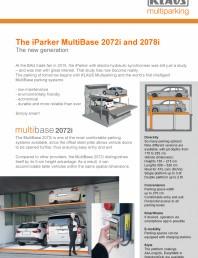 Sisteme de parcare hidraulice