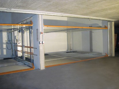 Sisteme de parcare automate / Sisteme de parcare automate