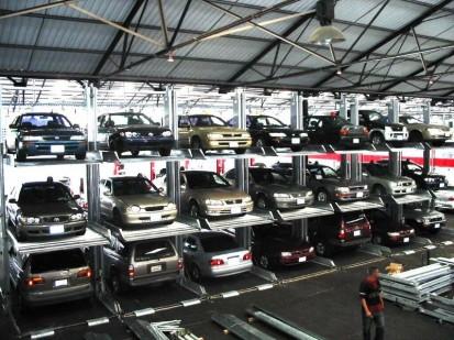 Sisteme de parcare hidraulice / Sistem de parcare hidraulic