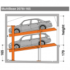 MultiBase 2078i 165 - Sistem de parcare hidraulic - MultiBase 2078i
