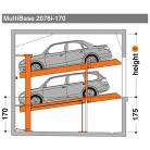 MultiBase 2078i 170 - Sistem de parcare hidraulic - MultiBase 2078i