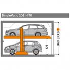 SingleVario 2061 170 - Sistem de parcare hidraulic - SingleVario 2061