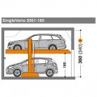 SingleVario 2061 180 - Sistem de parcare hidraulic - SingleVario 2061