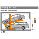 SingleUp 2015 155 - 305 - Sistem de parcare hidraulic - SingleUp 2015