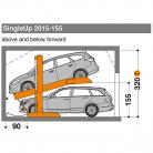 SingleUp 2015 155 - 320 - Sistem de parcare hidraulic - SingleUp 2015
