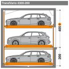 TrendVario 4300 200 - 405 - Sistem de parcare semi-automat - TrendVario 4300