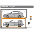 TrendVario 4200 185 - Sistem de parcare semi-automat - TrendVario 4200
