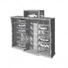 MasterVario R2L 1 - Sistem de parcare automat, tip turn - MasterVario R2