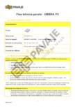 Pavaj Premium ELIS PAVAJE - UMBRA P3