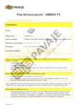 Pavaj Premium  ELIS PAVAJE - UMBRA P4