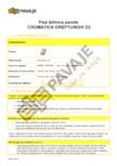 Pavaj Premium ELIS PAVAJE - CROMATICA D2