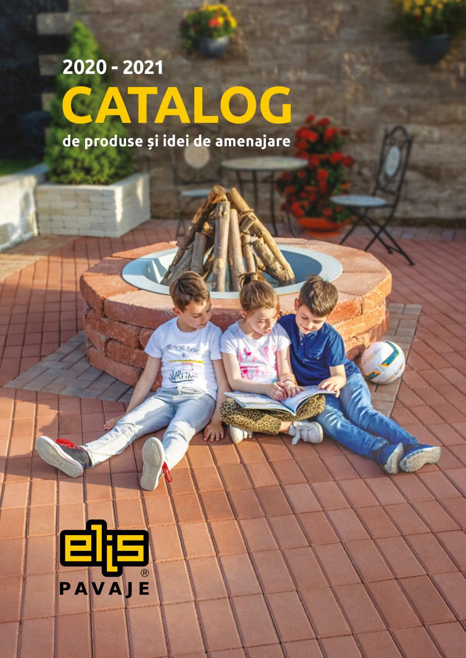 Pagina 1 - Catalog de produse si idei de amenajare 2020-2021  - Rigole din beton compact pentru zone...