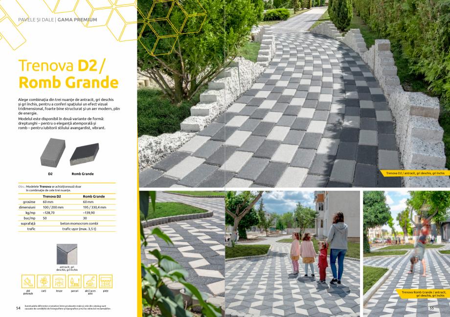 Pagina 29 - Catalog de produse si idei de amenajare 2020-2021  - Rigole din beton compact pentru...