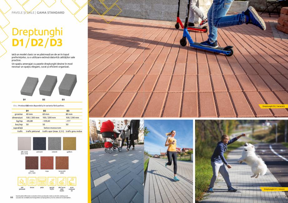 Pagina 35 - Catalog de produse si idei de amenajare 2020-2021  - Rigole din beton compact pentru...