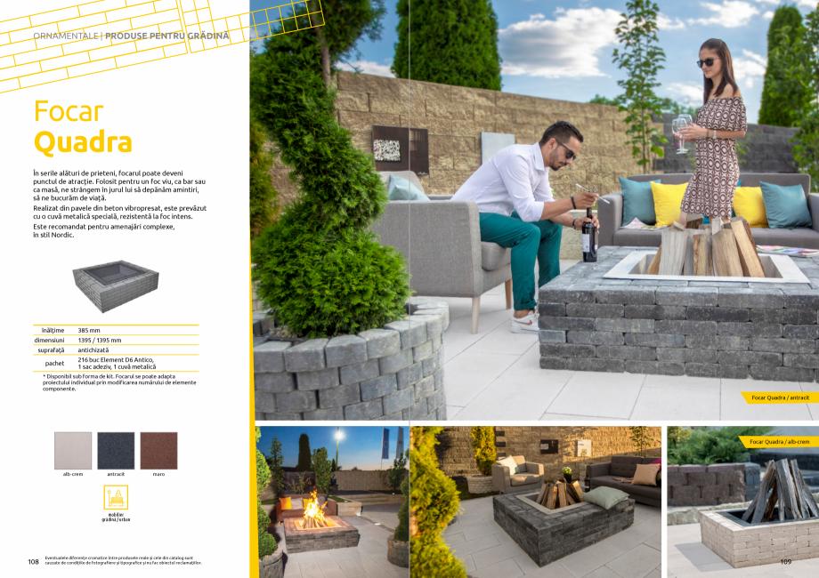 Pagina 56 - Catalog de produse si idei de amenajare 2020-2021  - Rigole din beton compact pentru...