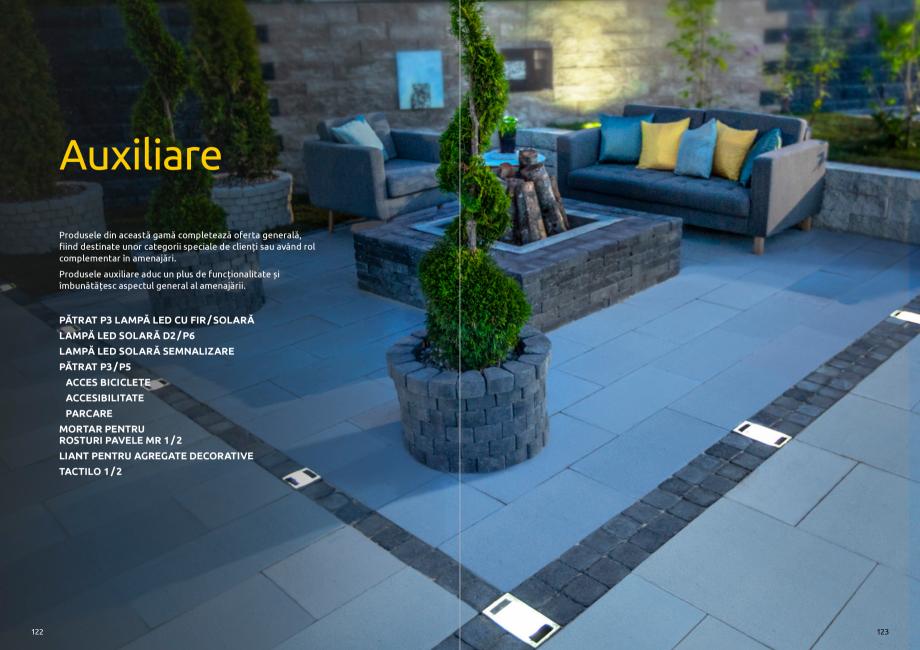 Pagina 63 - Catalog de produse si idei de amenajare 2020-2021  - Rigole din beton compact pentru...