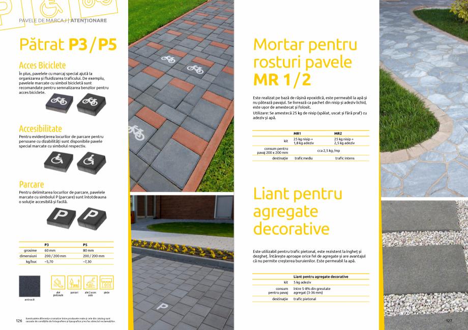 Pagina 65 - Catalog de produse si idei de amenajare 2020-2021  - Rigole din beton compact pentru...