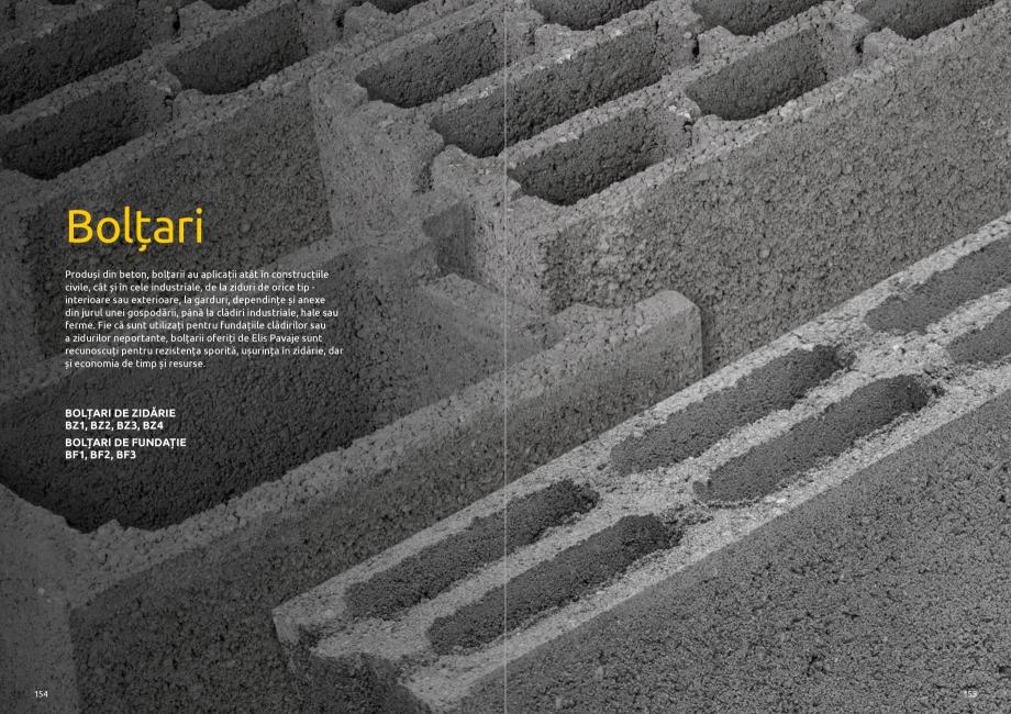 Pagina 79 - Catalog de produse si idei de amenajare 2020-2021  - Rigole din beton compact pentru...