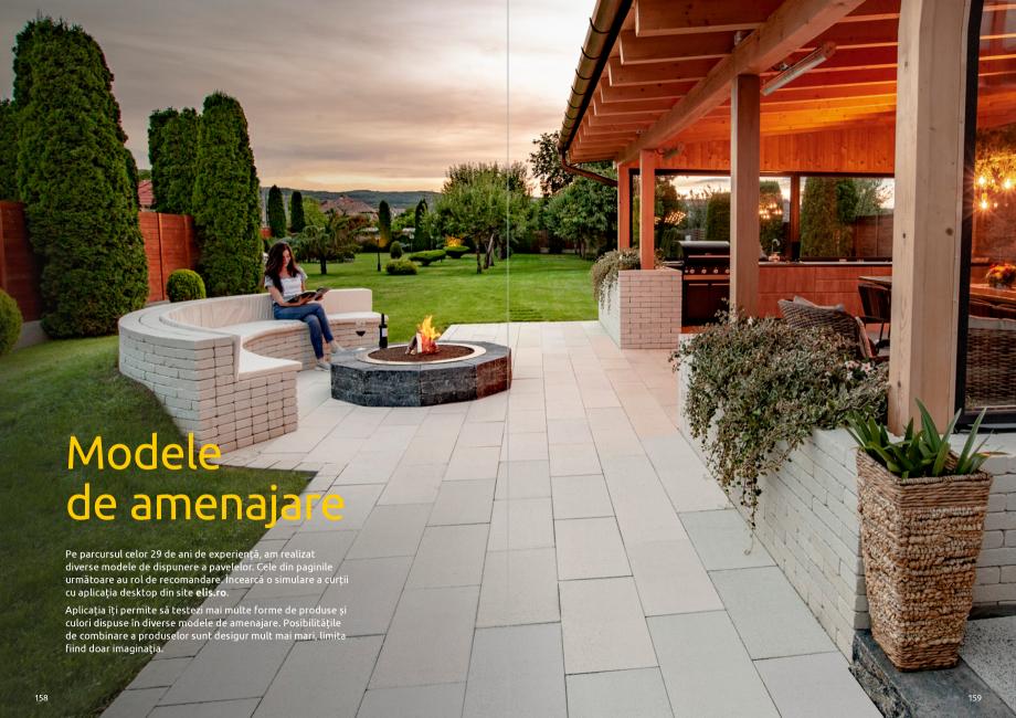 Pagina 81 - Catalog de produse si idei de amenajare 2020-2021  - Rigole din beton compact pentru...