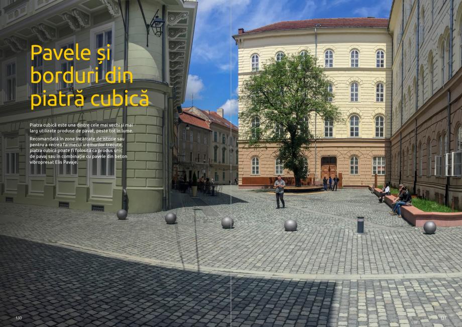 Pagina 67 - Catalog de produse si idei de amenajare 2020-2021 - Blocheti si boltari din beton pentru...