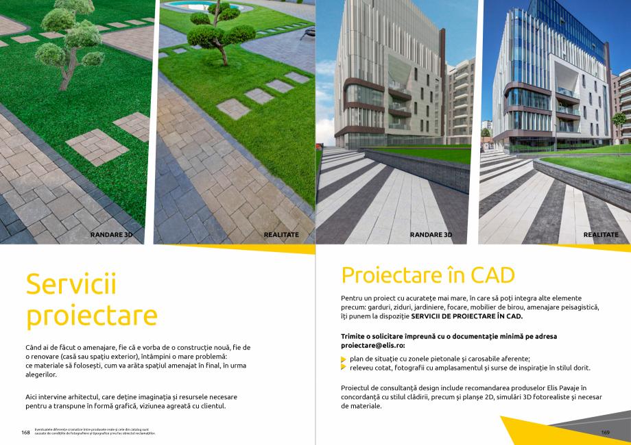 Pagina 86 - Catalog de produse si idei de amenajare 2020-2021 - Blocheti si boltari din beton pentru...