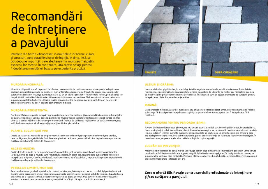 Pagina 88 - Catalog de produse si idei de amenajare 2020-2021 - Blocheti si boltari din beton pentru...