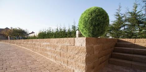 Bloc zid de colt Premium - vazut de aproape ELIS PAVAJE - Poza 3