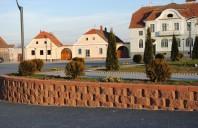 Blocheti si boltari din beton pentru ziduri de sprijin ELIS PAVAJE