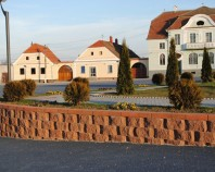 Blocheti si boltari din beton pentru ziduri de sprijin