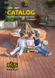 Catalog de produse si idei de amenajare 2020-2021 - Garduri modulare din beton vibropresat ELIS PAVAJE