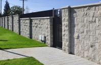 Garduri modulare din beton vibropresat ELIS PAVAJE