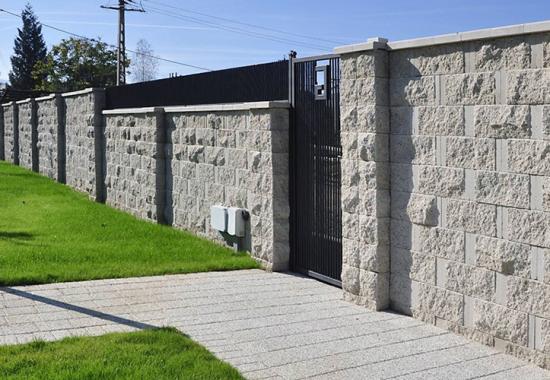 Garduri din beton ELIS PAVAJE