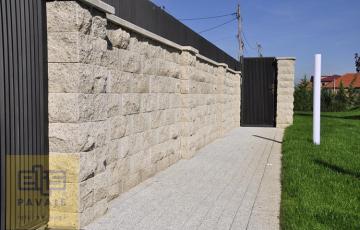 Capace pentru stalpi de gard, garduri de beton Fie ca doriti sa va delimitati proprietatea sau sa va puneti in valoare gradina de curand amenajata, cu siguranta veti face o alegere reusita cu modelele de garduri din beton Elis.