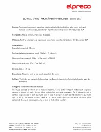 Amorsa pentru tencuieli - zidarie BCA - ELPRECO SPRITZ