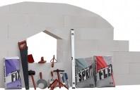 Blocuri din BCA pentru zidarie de exterior si interior ELPRECO
