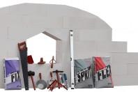 Blocuri din BCA pentru zidarie de exterior si interior