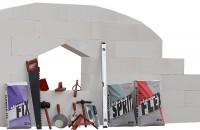 Blocuri din BCA pentru zidarie de exterior si interior BCA-ul Elpreco asigura un nivel termic optim si costuri reduse de mentenanta si montare. Un material de constructii usor, rezistent la foc, foarte bun izolator termic