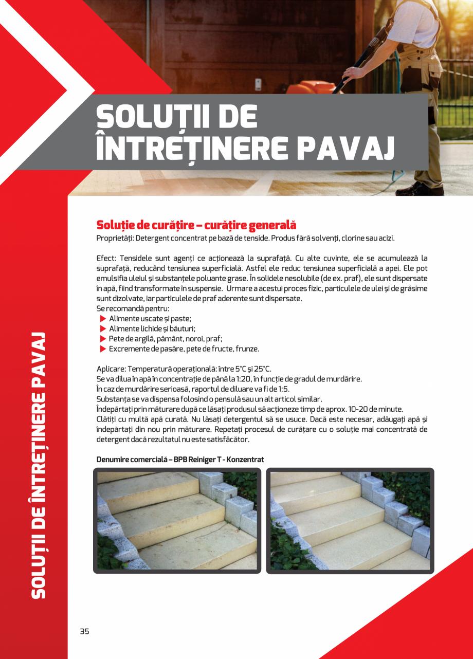 Pagina 35 - Pavaj rezidential din beton ELPRECO BDZ, BDZN, BDZR, BDZT1, BDZT2, EKOPOR, CIVIC,...