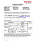 Borduri din beton - Declaratie de performanta ELPRECO